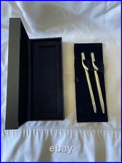 Tiffany Co Pen/Pencil Sterling Silver Set