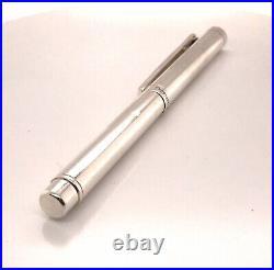Tiffany & Co. Sterling Silver 1837 Purse Pen
