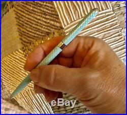 Tiffany Co sterling silver pen