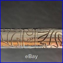 Tiffany Rare Silver Ballpoint Pen