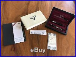 VISCONTI Giacomo Casanova Erotic Art Pen Limited Edition 669/1069
