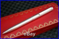 Vintage DUNHILL 925 Sterling Silver Ballpoint Pen Hallmarked
