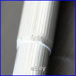 Vintage DUNHILL Solid Sterling Silver Roller Pen, 925 Hallmarked