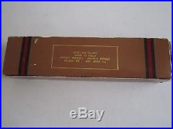 Vintage Gucci Sterling Silver Pen In The Original Box Marked 925