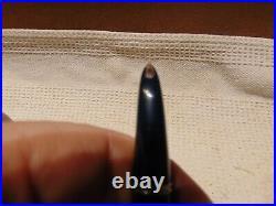 Vintage Parker 51 Sterling Silver Cap U. S. A. Fountain Pen