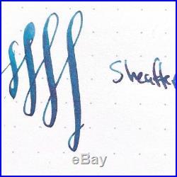 Vintage Sheaffer Self Filling Fountain Pen 14k Flexible Nib Sterling Silver
