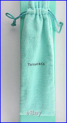 Vintage Tiffany & Co. (925) Sterling Silver Functional Ball Point Pen with T-Clip