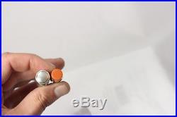 Vintage WATERMAN 52 Fountain Pen Basketweave Sterling Silver Overlay Restored