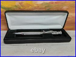 Vintage YARD O LED Sterling Silver 925 Ballpoint Pen