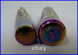 Visconti Italian Fountain Pen Watermark Limited Edition of 388 Rainbow 18K Fine