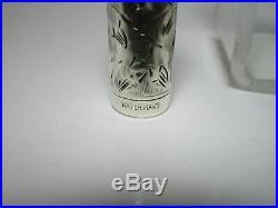 WATERMAN 452 1/2 V Ideal Sterling silver fountain pen flexible M nib