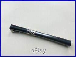 Waterman Serenite Grey Titanium Fountain Pen 18k Nib