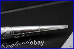 Yard O Led Ambassador Barley Sterling Silver Ballpoint Pen